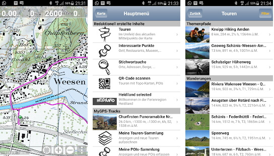 GPS-Tracks-for-Android