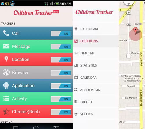 children-tracker