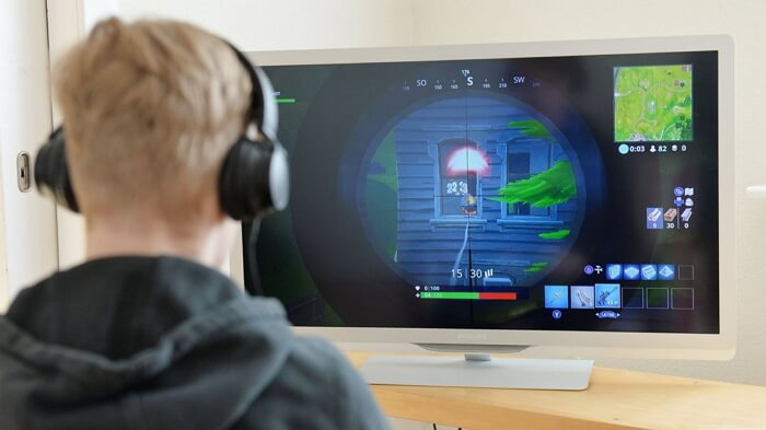 kids fortnite obsession