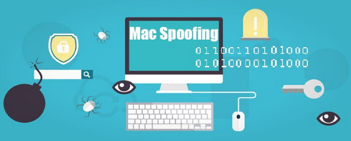 whatsapp mac spoofing