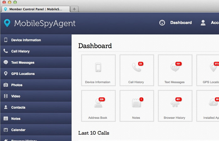 mobile spy agent phone tracking